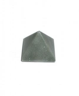 Green Quartz Pyramid - 3 cm (PYGQ-001)