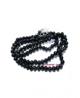 Hakik Mala / Rosary Black - 05 mm (MAHA-001)