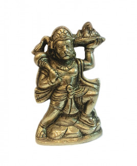 Lord Hanuman in Brass