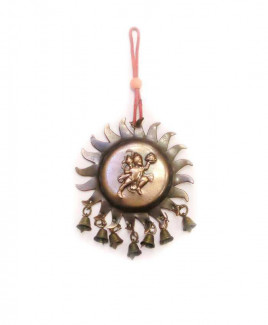 Sun in Copper Finish -(Hanuman) - 30 gm (VACS-004)