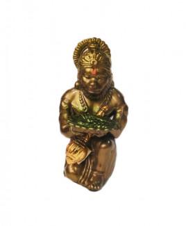 Seated Hanuman - 9 cm (DIHA-002)