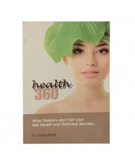 Health 360 Tips Book In English -(BOJI-008)