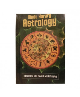 Hindu Horary Astrology in English By Govindo Sri Rama Murti Rao -(BOAS-0890)