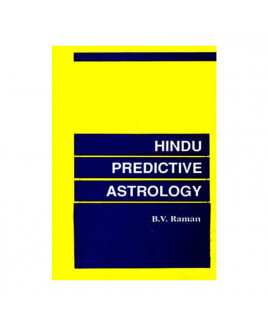 Hindu Predictive Astrology By B.V. Raman in English - (BOAS-1003)