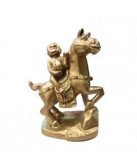 Monkey on Horse - 10 cm (FEMH-002)