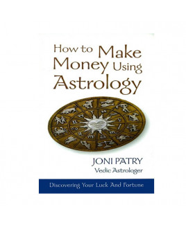 How to make money using astrology In English By Joni Patry -(BOAS-0877)