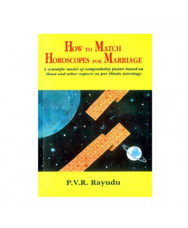 How to Match Horoscopes for Marriage in English - Paperback- (BOAS-0589)