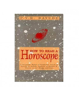How to Read A Horoscopes in English - Paperback -(BOAS-0577)