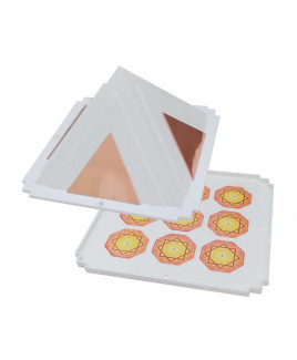 International Max Pyramid Vastu Tool Yantra (PVIM-001)