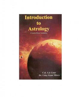 Introduction to Astrology- Ganita Hora Samhita (BOAS-0244)