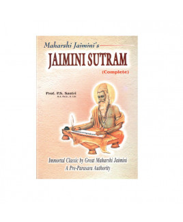 Jaimini Sutram English (BOAS-0683)