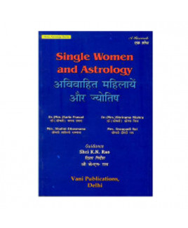 Single Women And Astrology by Dr. Sarla Prasad (BOAS-0122)