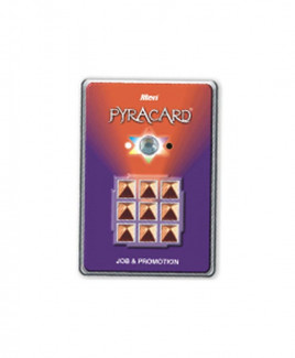 Pyracard - Job & Promotion Card (PCJP-001)