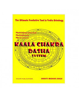 Kaala/ kaal Chakra Dasha System (BOAS-0213)