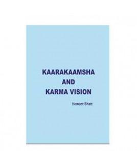Kaarakaamsha And Karma Vision Part-1- By Hemant Bhatt in English - (BOAS-1018)