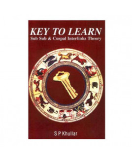 Key to Learn Sub Sub and Cuspal Interlinks Theory by S. P. Khullar (BOAS-0195)