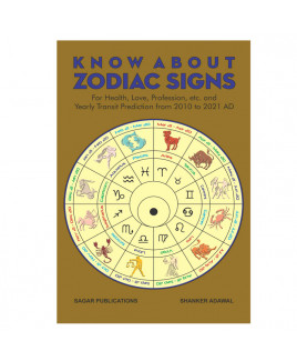 Know About Zodiac Signs by Dr. Shanker Adwal (BOAS-0057)