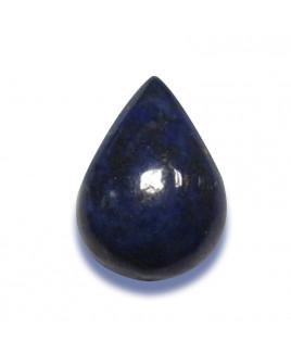 Lapis Lazuli (Lajward) Pear Cabochon Gemstone  - 8.90 Carat (LA-17)
