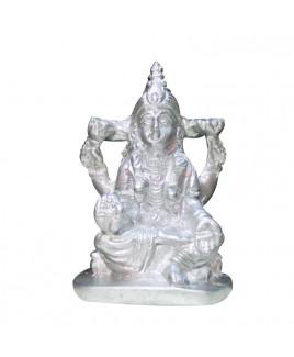Parad (Mercury) Lakshmi/ Laxmi Idol - 150 Gm-  (PALX-002)