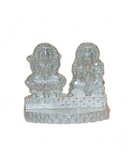 Parad (Mercury) Lakshmi Ganesha - 80 gm (PALXG-001)