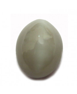 Natural Cat's Eye Gemstone Oval Cabochon - 6.85 Carat (LE-25)