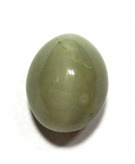 Natural Cat's eye Oval Cabochon Gemstone - 5.45 Carat (LE-05)