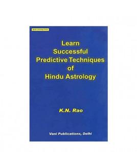 Learn Successful Predictive Techniques of Hindu Astrology (BOAS-0123)