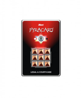 Pyracard - Legal & Court Case Card (PCLC-001)