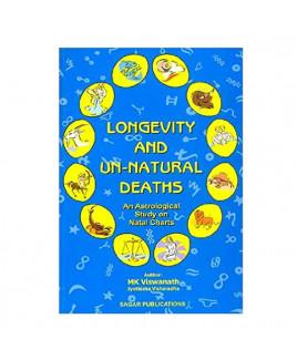 Longevity and Un-Natural Deaths by M.K.Viswanath (BOAS-0174)