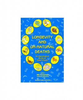 Longevity and Un-Natural Deaths by M.K.Viswanath (BOAS-0174)