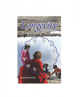Longevity- A Vedic Approach by Raj Kumar (BOAS-0273)