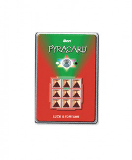 Pyracard - Luck & Fortune Pyramid