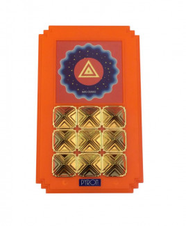 Pyron Gold Mars- Courage Pyramid Vastu Correction Tool (PVPGC-003)