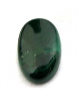 Natural Malachite / Kidney (Dana Firang) Oval Cabochon Gemstone- 8.20 Carat- (MC-02)