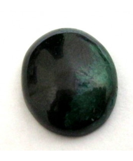 Natural Malachite / Kidney (Dana Firang) Oval Cabochon Gemstone 12.05 Carat (MC-01)