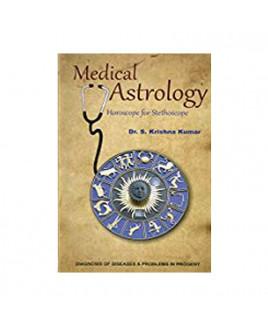 Medical Astrology - Horoscope For Stethoscope in English -(BOAS-0726)