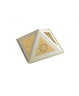 Meditation Cap (Plastic) (PVMCP-001)