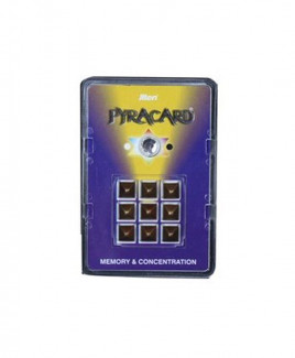 Pyracard- Memory & Concentration Card -(PCMC-001)