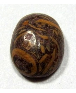 Natural Jasper / Mahe Mariyam Gemstone  Oval Cabochon 7.35 Carat (MM-02)