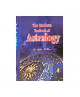The Modern Textbook Of Astrology By Margaret E. Hone In English-(BOAS-1064)
