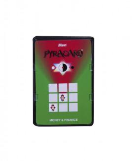 Pyracard - Money & Finance Card (PCMF-001)