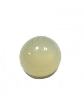 Natural Moonstone Round Cabochon Gemstone - 11.50 Carat (MS-25)