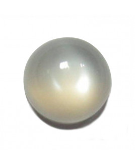 Natural Moonstone Oval Cabochon Gemstone - 4.90 Carat (MS-58)