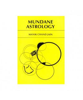 Mundane Astrology by Manik Chand Jain (BOAS-0417)