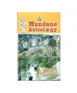 Mundane Astrology by M. N. Kedar (BOAS-0238)