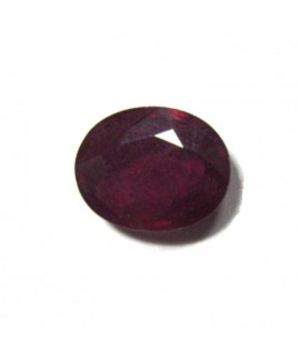 Natural Ruby (Manikya) Oval Mix - 7.45 Carat (RU-28)