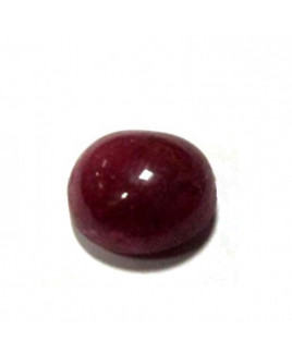 Natural Ruby Manikya - (Chuni) Round Mix Gemstone - 6.90 Carat (RU-26)