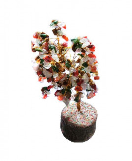Navratan (Multi Colored Prosperity) Gems Tree (FENTR)