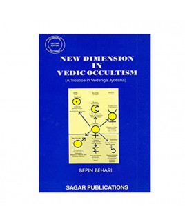 New Dimesion in Vedic occultism In English By Bepin Bihari -(BOAS-0871)
