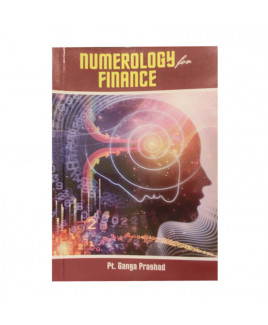 Numerology For Finance in English By P. T. Ganga Prashad -(BOAS-0893)